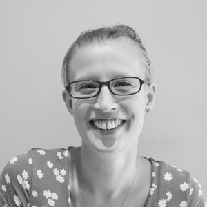 Black and White Image of our Research Associate